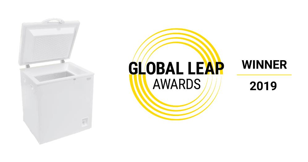 Global Leap Awards Winner 2019